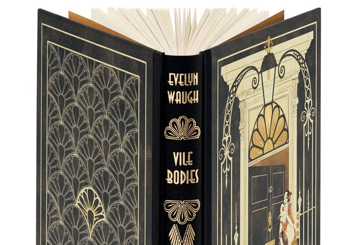 Vile Bodies, edition from The Folio Society
