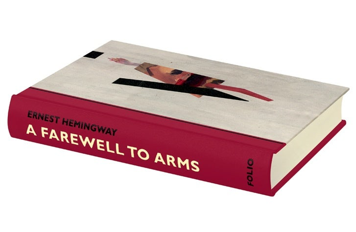 A Farewell to Arms, edition from The Folio Society