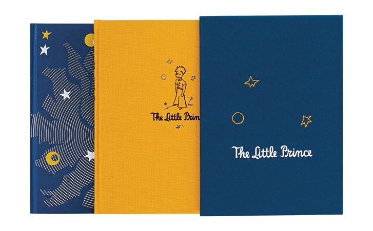 The Little Prince, from The Folio Society