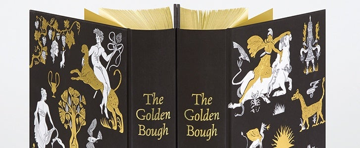 The Golden Bough, The Folio Society edition 2018