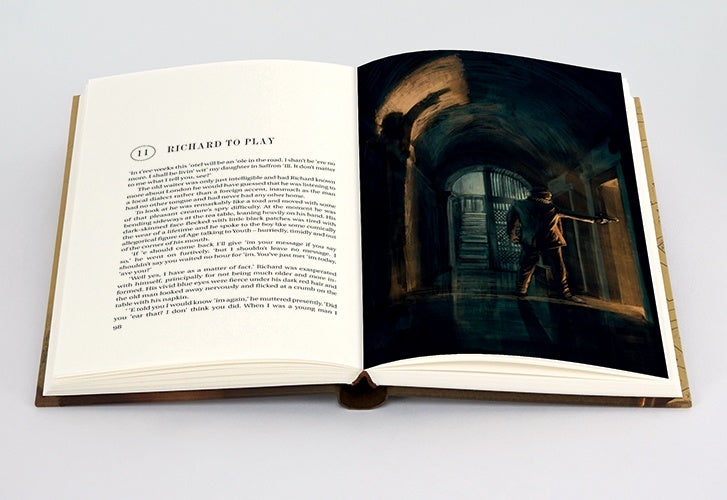 Hide My Eyes, The Folio Society 2018