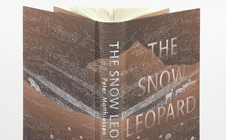 The Snow Leopard, The Folio Society 2018