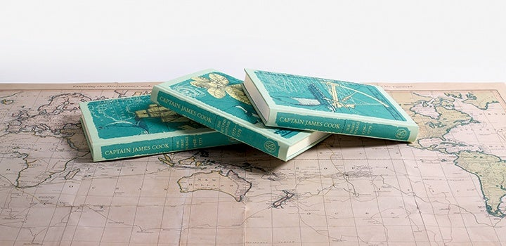 The Journals of Captain Cook, The Folio Society