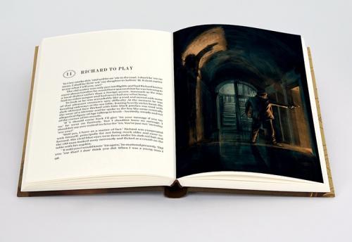 Hide My Eyes, The Folio Society 2018