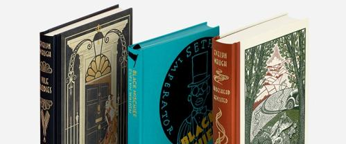 Folio editions of Evelyn Waugh