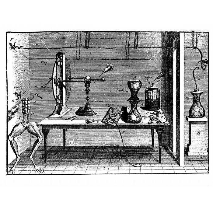 Galvani Experiments (AKG Images)