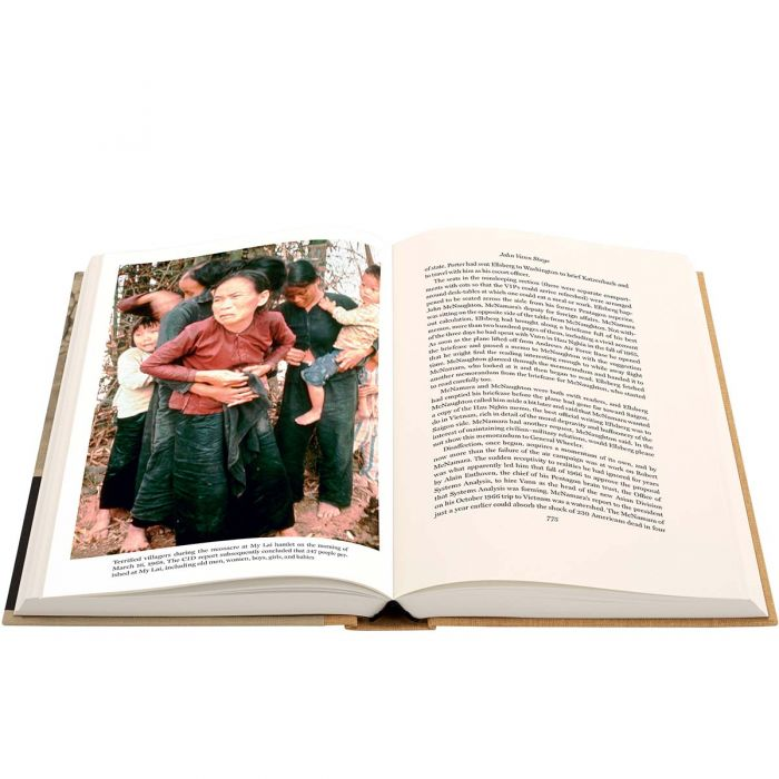 Image of A Bright Shining Lie book