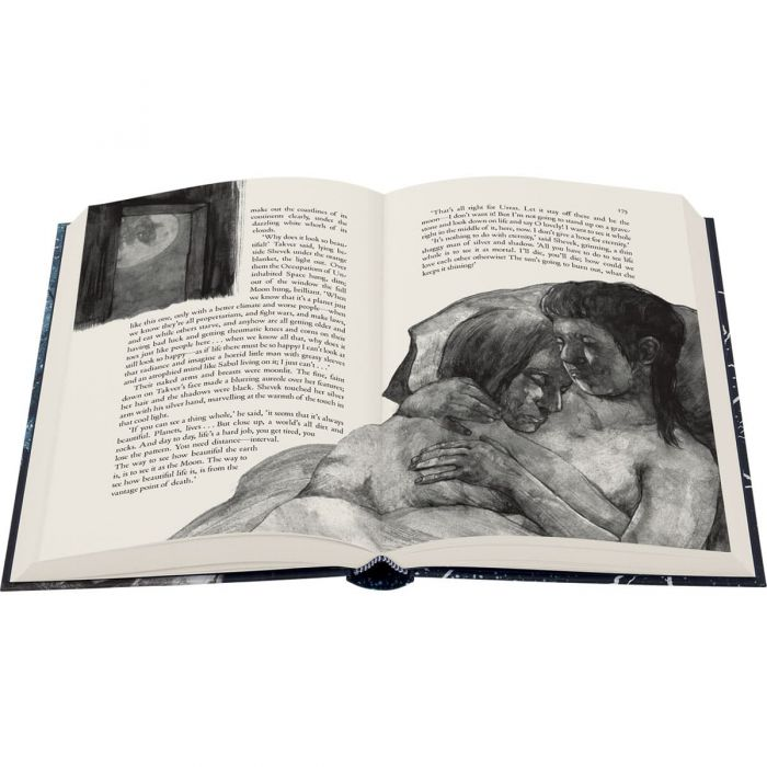 Image of The Dispossessed book