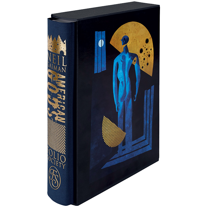 Image of American Gods book