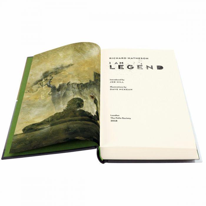 Image of I Am Legend book