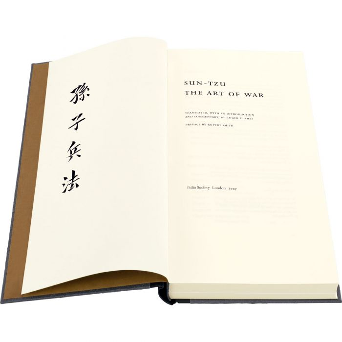 Image of The Art of War book