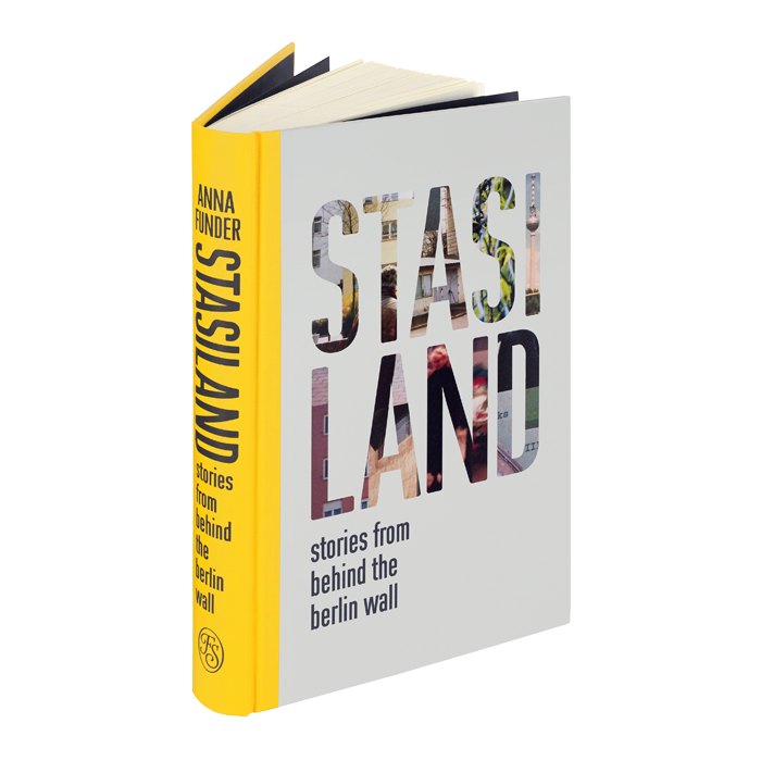 Image of Stasiland book