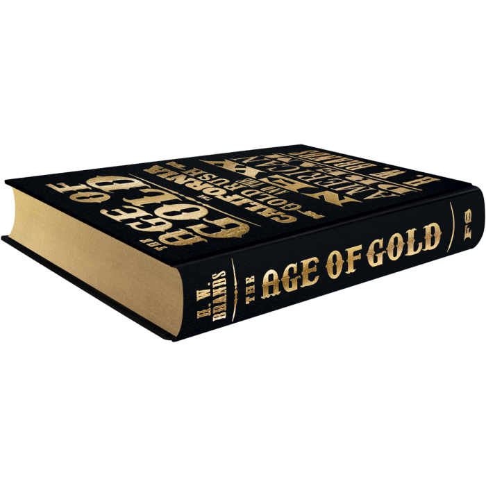 Image of The Age of Gold book