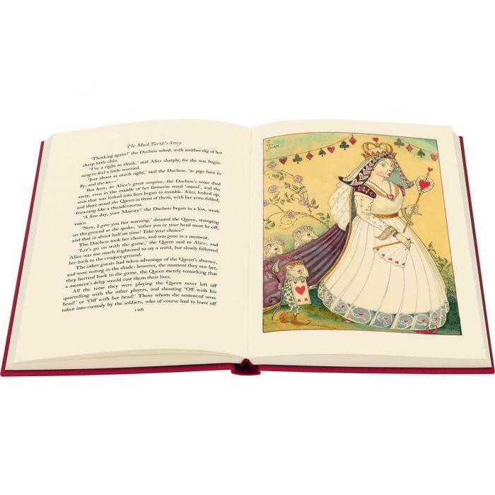 Image of Alice in Wonderland book