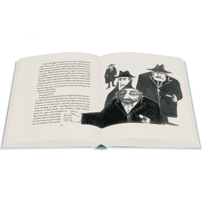 Image of Chitty Chitty Bang Bang book
