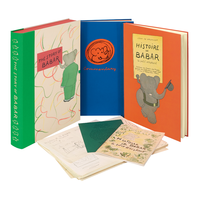Image of The Story of Babar book