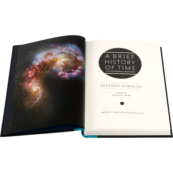 Image of A Brief History of Time book