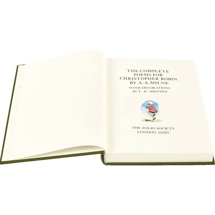 Image of The Complete Poems for Christopher Robin book