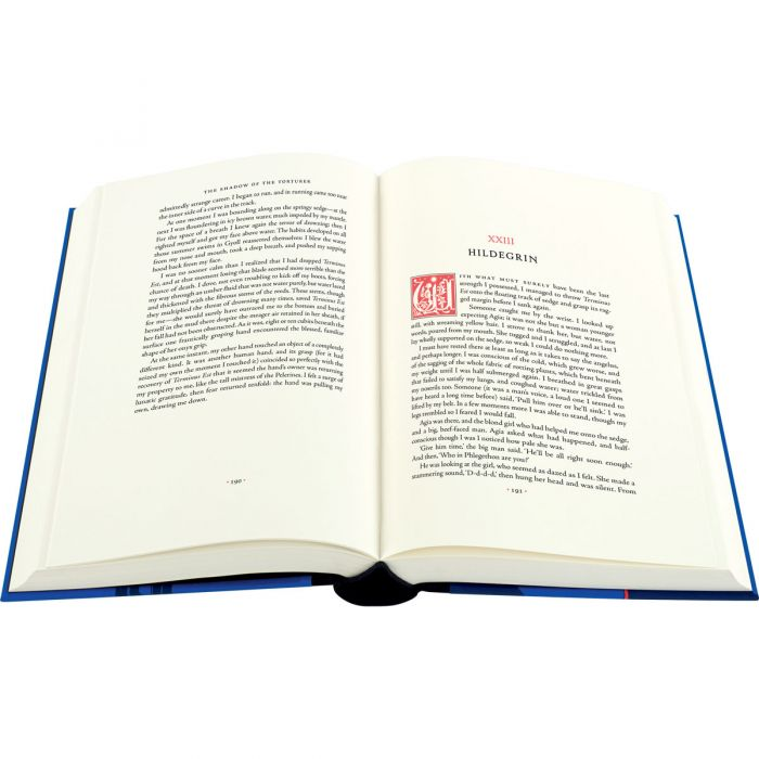 Image of The Book of the New Sun book