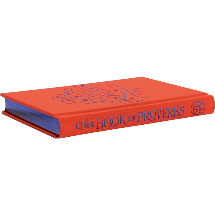 Image of The Book of Proverbs book