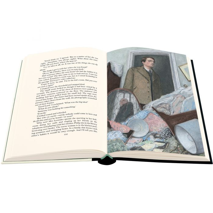 Image of Crooked House book