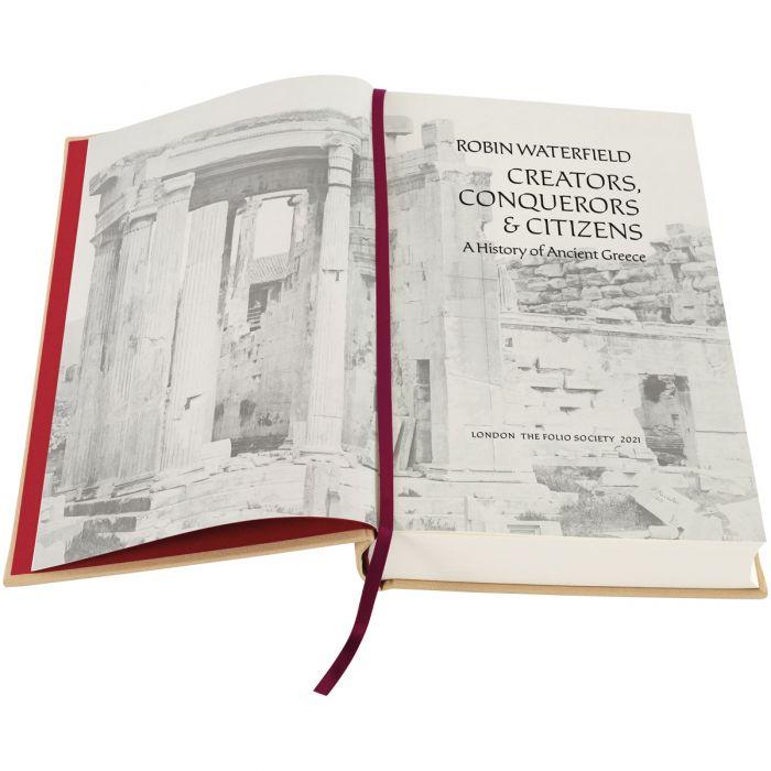 Image of Creators, Conquerors & Citizens book