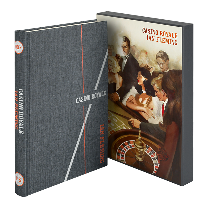 Image of Casino Royale book