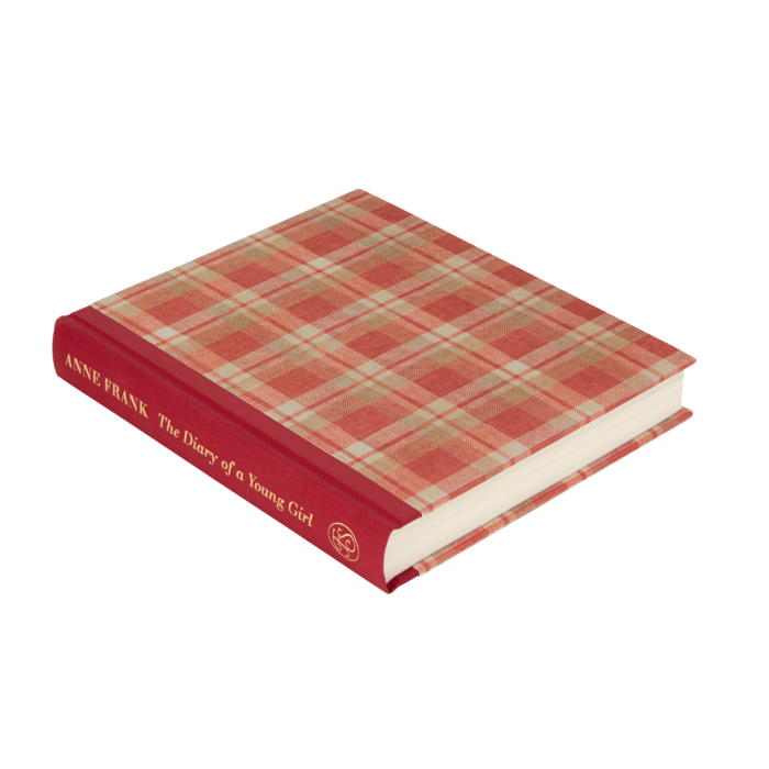 Image of The Diary of a Young Girl book