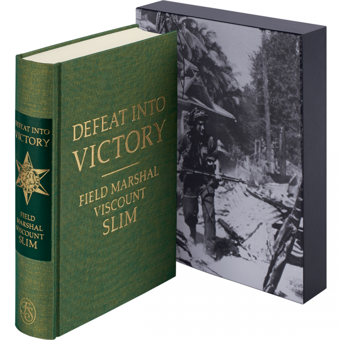 Image of Defeat Into Victory book