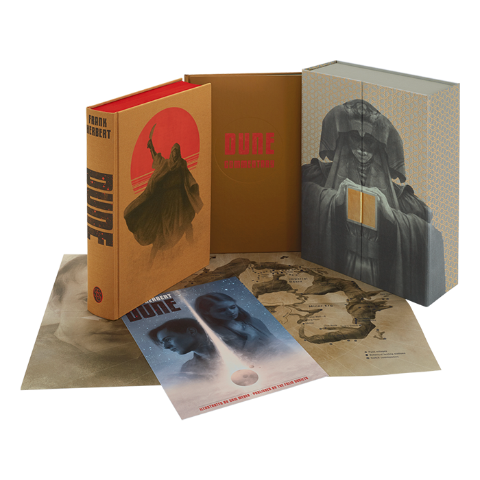 Image of Dune (Limited Edition) book