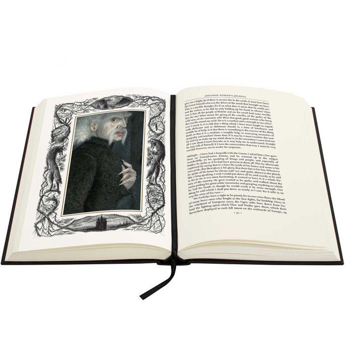 Image of Dracula book