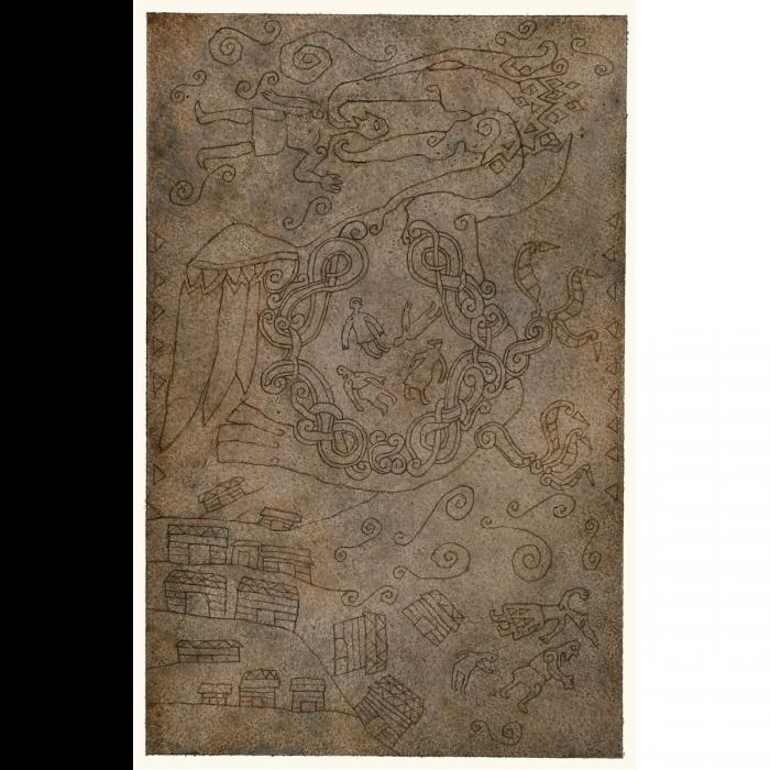 Image of The Poetic Edda book