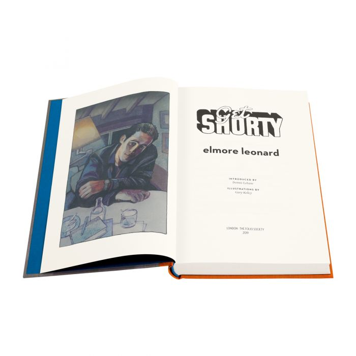Image of Get Shorty book