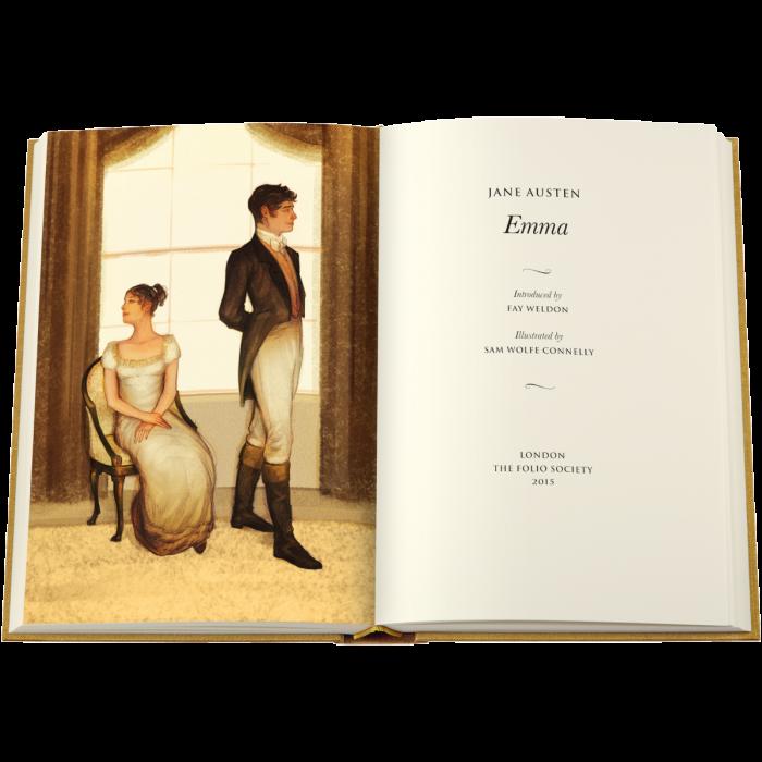 Image of Emma book