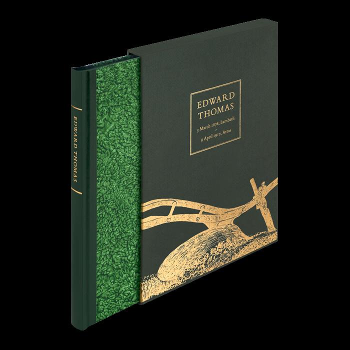 Image of Edward Thomas: Selected Poems book