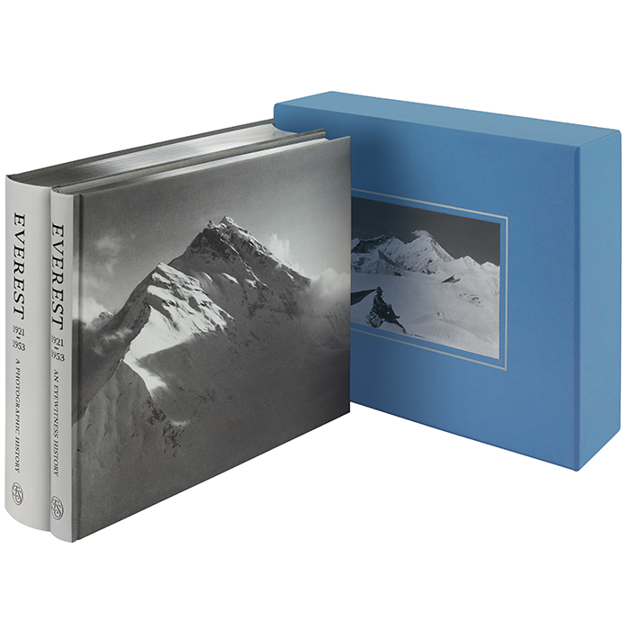 Image of Everest book