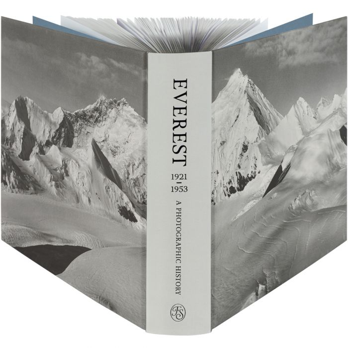 A Photographic History collects 268 of the most remarkable mountain photographs ever taken.