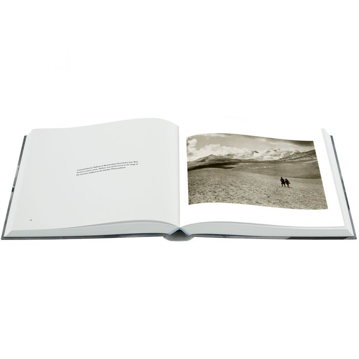 A Photographic History includes captions by Peter Gillman.