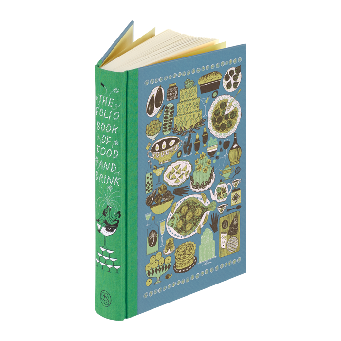Image of The Folio Book of Food and Drink book