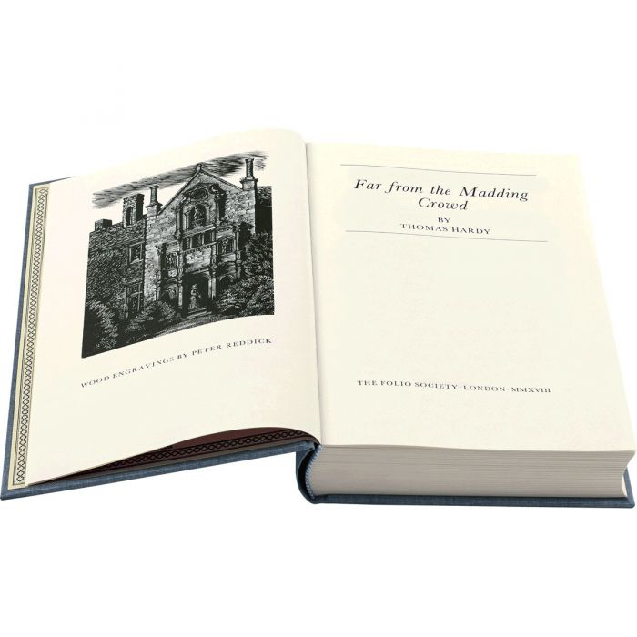 Image of Far from the Madding Crowd book