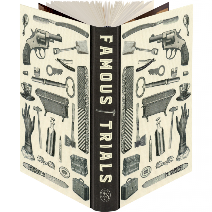 Image of Famous Trials book