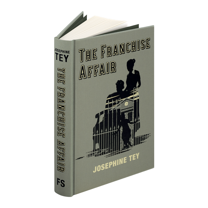Image of The Franchise Affair book