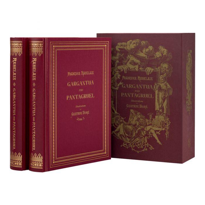 Image of Gargantua and Pantagruel book