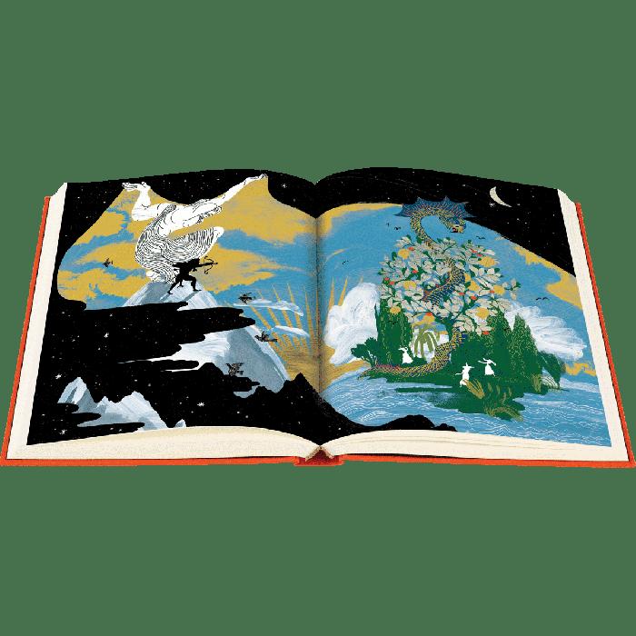 Image of Tales of the Greek Heroes book