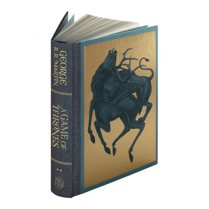 Image of A Game of Thrones book