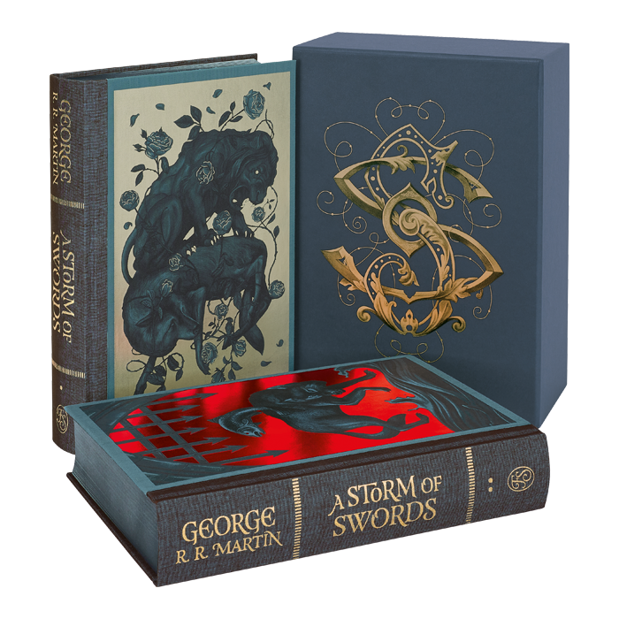 Image of A Storm of Swords book