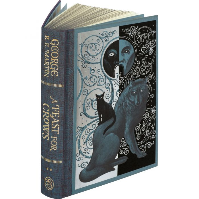 Image of A Feast for Crows book
