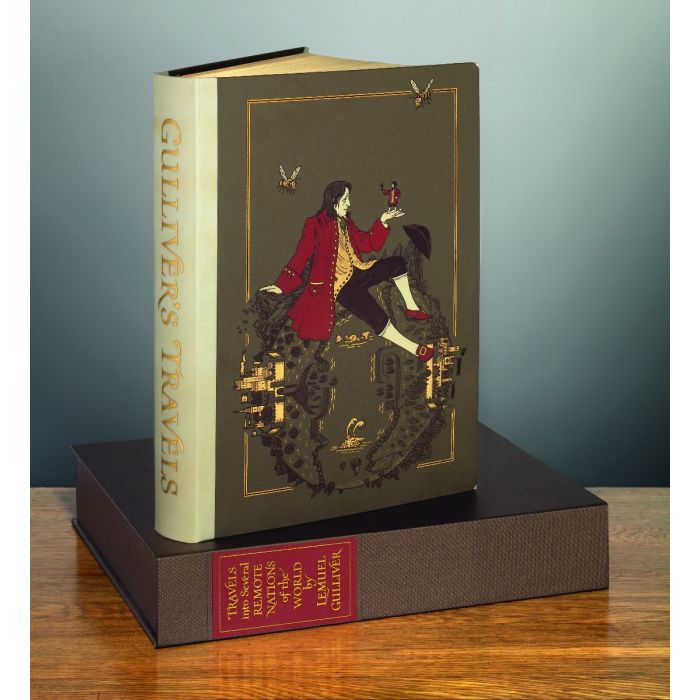 The limited edition and presentation box