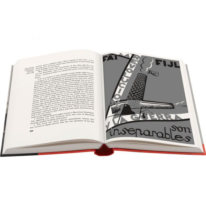 Image of Homage to Catalonia book