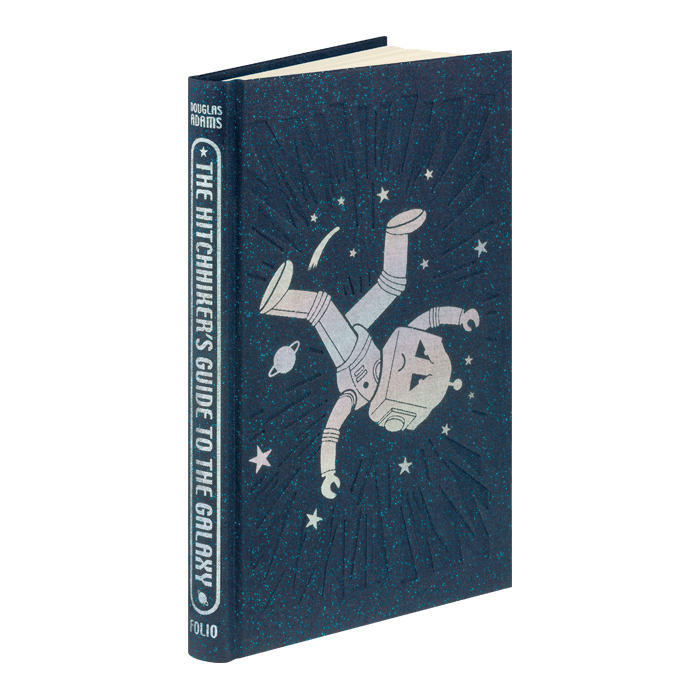 Image of The Hitchhiker's Guide to the Galaxy book
